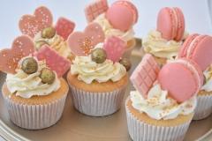 cupcakes-peach